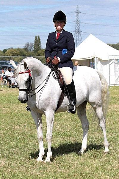 Confident Equestrians - Fi Dent