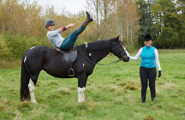 Confident Equestrians - EquiYoga