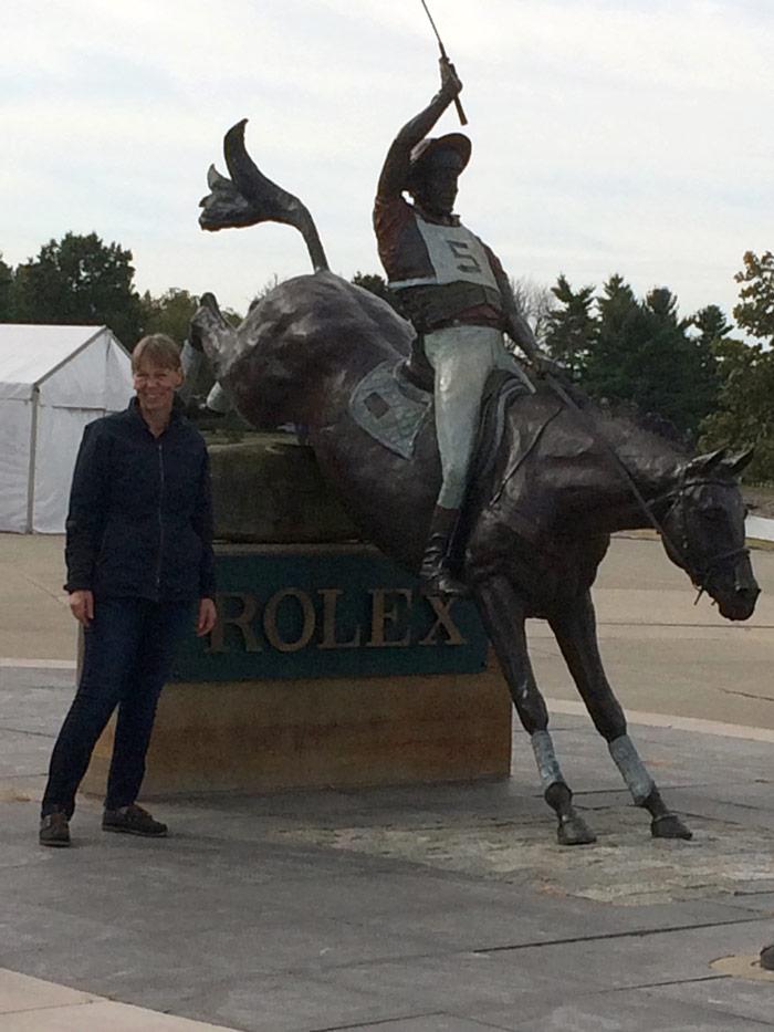 Confident Equestrians - Contact
